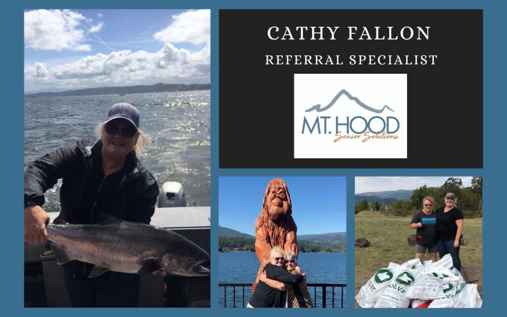 Cathy Fallon, Referral Specialist